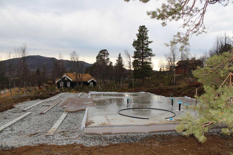 Varghaugkjølen Hyttefelt Image